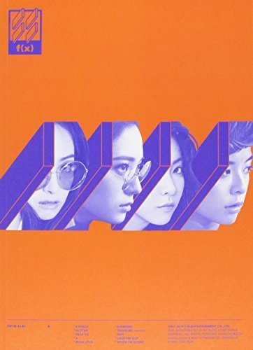Price comparison product image 4 Walls by F(X) (2015-11-06)