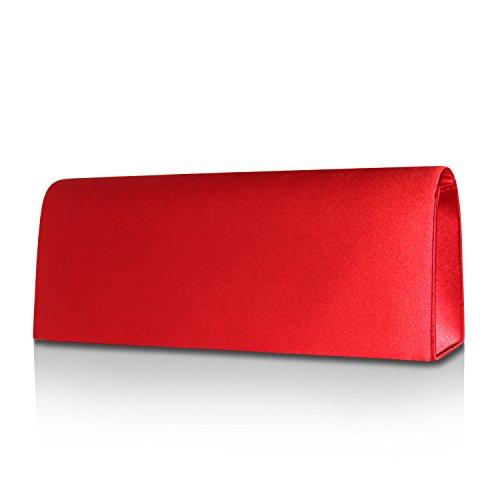Rot multicolore Pochette Mehrfarbig GloopGloop 22009 femme pour O8Tx7q0