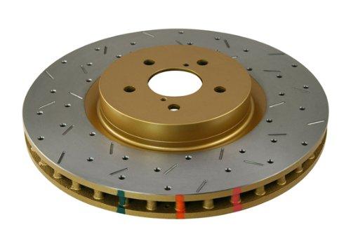 DBA DBA42656XS-10 4000 Series Brake Rotor