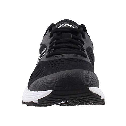 ASICS Gel-Kayano 25 Women's Shoe, Black/Glacier Grey, 6 B US by ASICS (Image #4)