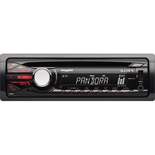 Sony CDX-GT57UP Car CD/MP3 Player
