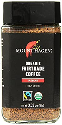 Mount Hagen Organic Dried Instant Coffee from Mount Hagen