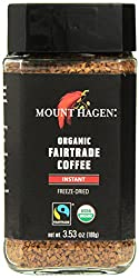 Mont Hagen Organic Fairtrade Coffee