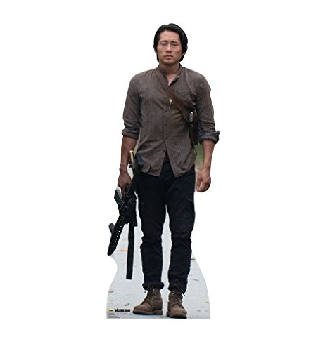 Glenn Rhee - AMC's The Walking Dead - Advanced Graphics Life Size Cardboard Standup for $<!--$44.99-->