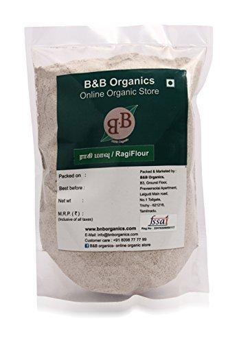 B&B Organics Ragi Flour 5 kg
