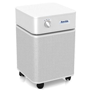 Austin Air HM 400 HealthMate Air Purifier, White (B400C1)