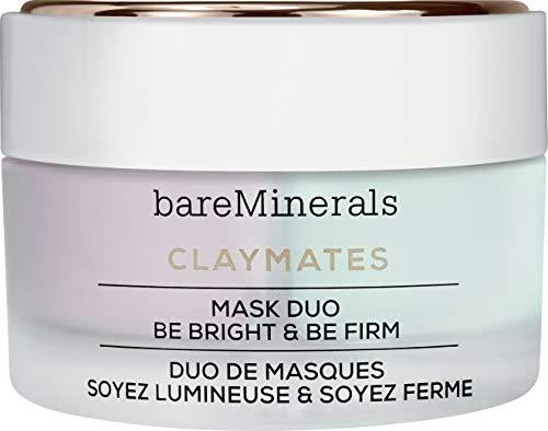 bareminerals - Claymates Mask Duo Be Bright and Be Firm