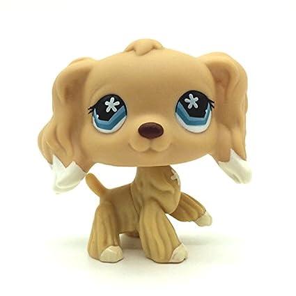 Amazon com: KK toy store #748 Rare Littlest Pet Shop Brown