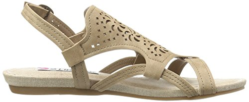 Women Natural 2 Too Sandal Cassie Lips Dress AqEzqTg