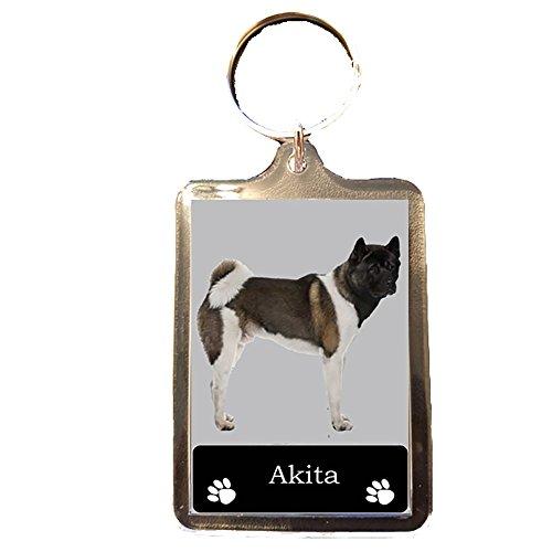 Akita - Collectable Dog Keyring
