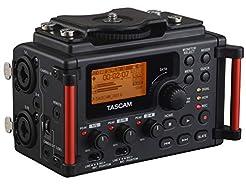 Tascam DR-60DMKII 4-Channel Portable Aud...