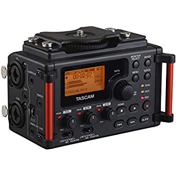 Amazon.com: Tascam, 4 AD Converter, Black, DR-40 (DR-40