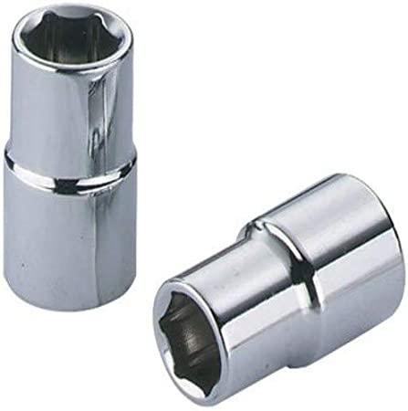 SAM Outillage SH-33 Douille courte 1//2 6 Pans de 33 mm