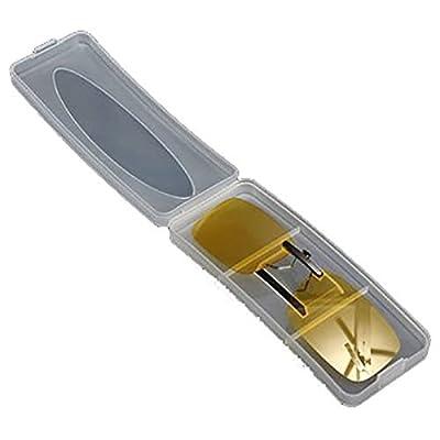 TENGGO Lunettes De Soleil Affaire Clip Sur Lunettes Case Protector Goggle Case