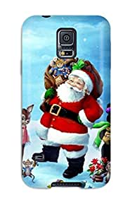 New ZippyDoritEduard Super Strong Christmas Archives Tpu Case Cover For Galaxy S5