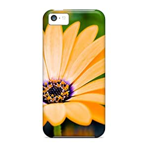 New Arrival Premium 5c Case Cover For Iphone (daisy)
