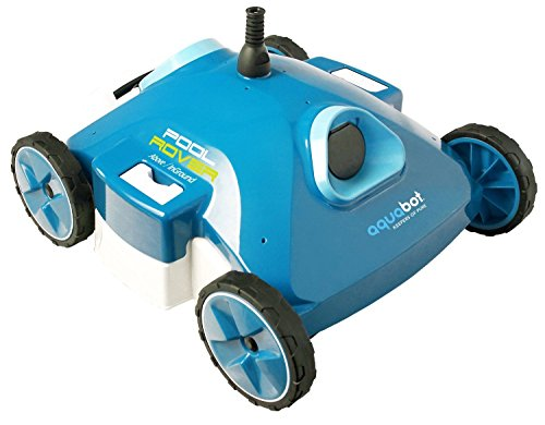 (POOL ROVER S2 40, US, JET, 115VAC/48VDC, BLUE (Certified Refurbished))