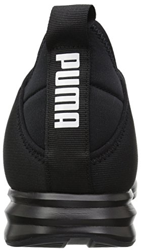 Puma Menns Enzo Nf Midten Sneaker Puma Svart-stille Skygge-puma Hvit