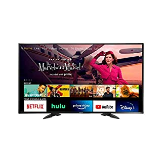 Toshiba TF-43A810U21 43-inch 4K UHD TV - Fire TV Edition