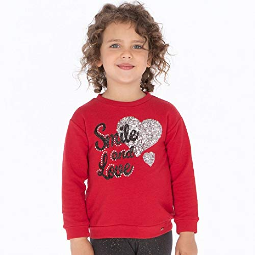 Mayoral Pullover Combination Girl Model 4403