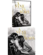 A Star is Born : Offre spéciale le film en DVD + le CD de la BO du film