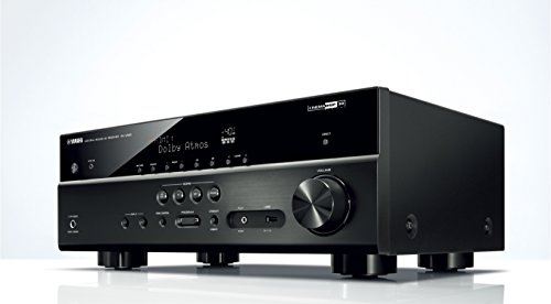 Review Yamaha RX-V583BL 7.2-Channel 4K