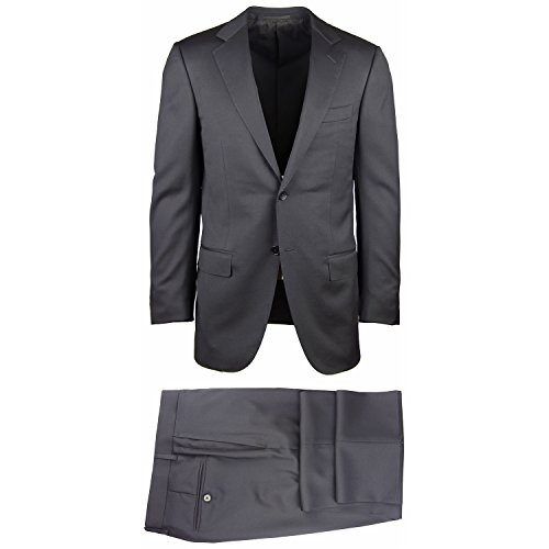 Ermenegildo Zegna New Black Suit 36/46 for sale  Delivered anywhere in USA