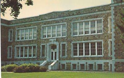 F7948 NJ, Boonton High School Postcard