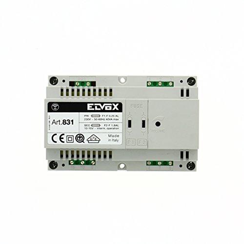 Schema Elettrico Elvox : Programmazione centrale cancelli scorrevoli elvox
