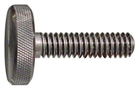 Nc 170 Nylon Knurled Thumb Screw 14 20 Thd 1 Long Amazoncom