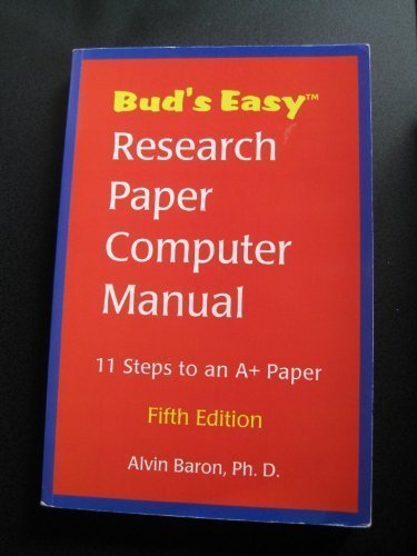 bud computer easy manual paper research Citation: marcon l, arqués cg, torres ms, sharpe j (2011) a computational clonal analysis of the developing mouse limb bud a graphical user interface was developed to allow arbitrary positioning of these control splines onto the sequence of limb shapes (an example is shown in figure 2b.