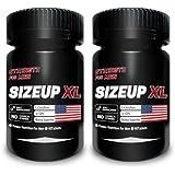 自信 増大サプリ SIZEUP XL(サイズアップエックスエル)(お得な2本セット)
