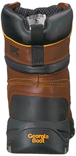 Brown Boot Calf GB00169 Georgia Mid UP04n8