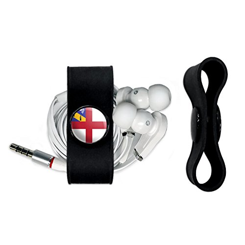 herm-flag-headphone-earbud-cord-wrap-charging-cable-manager-wire-organizer-set-black