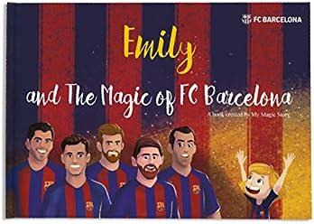 3543475b7 My Magic Story Personalised Children s Book - The Magic of FC Barcelona