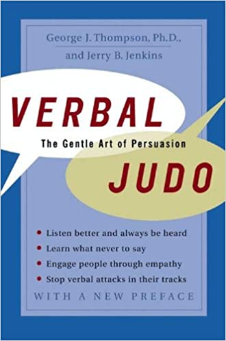 Verbal Judo Book