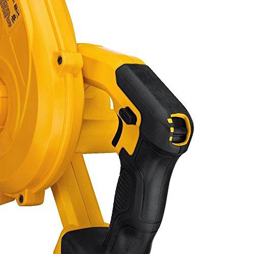 DEWALT 20V MAX Blower DCE 100M1 Worksite Kit