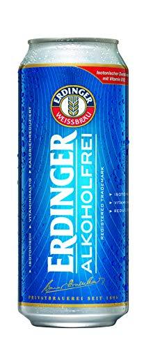 Erdinger Alkoholfrei cans 24x50cl