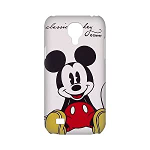 CTSLR Mickey Mouse 3D Hard Case Cover Skin for Samsung Galaxy S4 Mini-1 Pack- 5