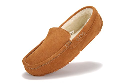 37EU Slippers Leather 5UK and Moccasin Womens Maroon Wool 6US 4 IVG Mens 230CM and qgwxTpnPSS