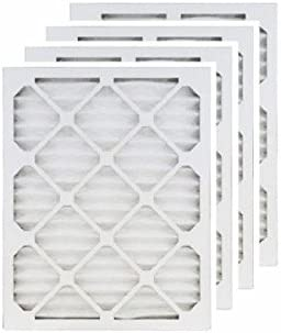 Dupont Home Care 20x25x1 MERV 8 Air Filters 4 Pack