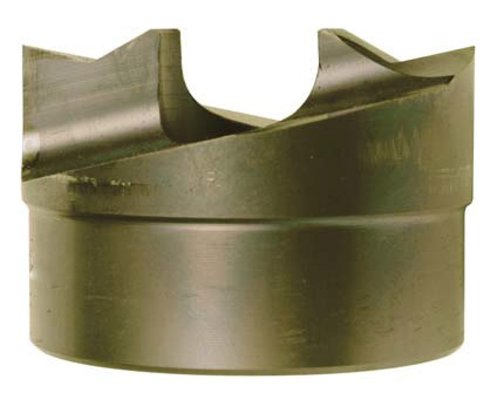 Greenlee 28154 Slug-Splitter Self-Centering Knockout Punch, 7/8-Inch Hole by Greenlee