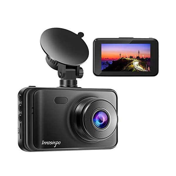 Dash Cam 1080P FHD DVR Car Dashboard Camera Recorder