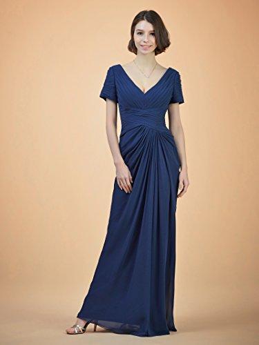 Robe De Bal Alicepub Avec Robe De Soirée Manches Ainsi Que La Mère De La Taille De La Robe Mariée Bleu Clair