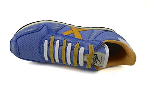 Munich Herren Herren Sneaker Blau Munich FfFwqSCr