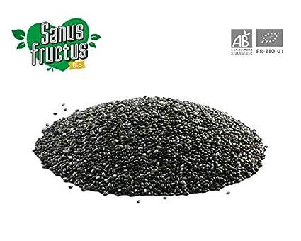 CHIA granos - Ecológico - Bio - VARIOS TAMAÑOS (2 kg): Amazon.es ...