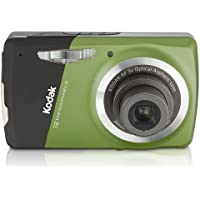 Kodak Easyshare M530 12 MP Digital Camera with 3x Wide Angle Optical Zoom and 2.7-Inch LCD (Green)