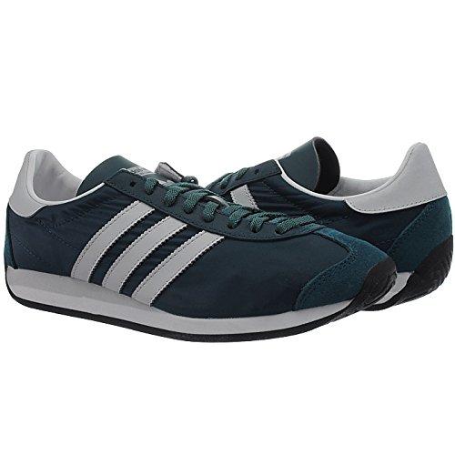 Scarpe Sneakers 46KE231 Bianco Adidas Originals Country