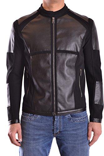 dirk-bikkembergs-mens-c394lfje4264c52-grey-black-viscose-outerwear-jacket
