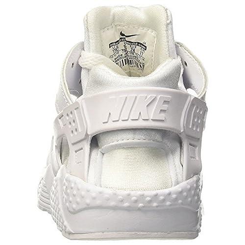 new arrival 78894 5fc7f Nike White-Pure Platinum, Baskets Basses Mixte Bébé, Blanc
